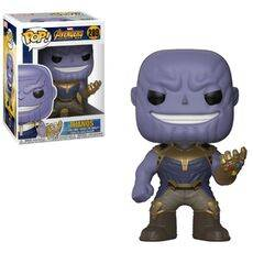 Figurka Avengers Infinity War POP! - Thanos