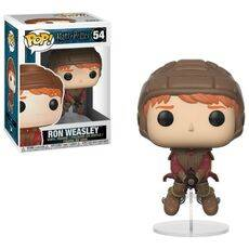 Figurka Harry Potter POP! - Ron on Broom 9 cm