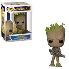 Figurka Avengers Infinity War POP! - Groot 9 cm