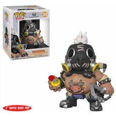 Figurka Overwatch POP! - Roadhog 15 cm