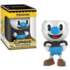 Figurka Cuphead Vinyl - Mugman 10 cm