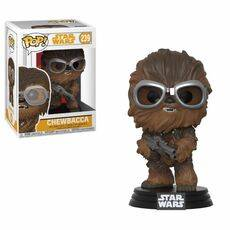 Figurka Star Wars Solo POP! - Chewbacca with Goggles 9 cm