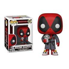 Figurka Marvel Comics POP! - Deadpool in Robe 9 cm