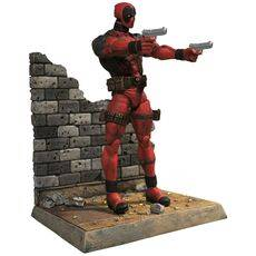 Figurka Marvel Select Action Figure Deadpool 18 cm
