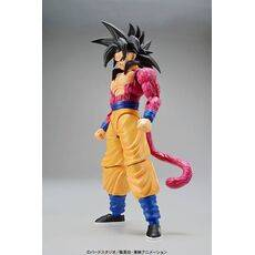 Model figurki do złożenia Dragonball Z - Super Saiyan 4 Son Goku