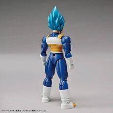 Model figurki do złożenia Dragonball Z - Super Saiyan God Super Saiyan Vegeta