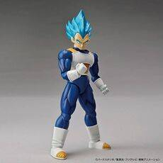 Figurka do złożenia Dragon Ball Super - Super Saiyan God Super Saiyan Vegeta (ruchoma)