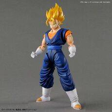 Figurka do złożenia Dragonball Z Figure-rise - Super Saiyan Vegetto (ruchoma)