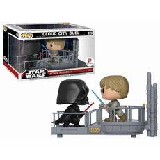 Diorama Star Wars: Movie Moments POP! Cloud City Duel 9 cm