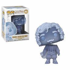 Figurka Harry Potter POP! - Nearly Headless Nick (Blue Translucent) 9 cm