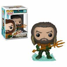 Figurka Aquaman Movie POP! - Aquaman 9 cm