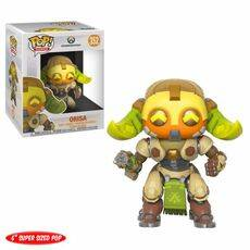 Figurka Overwatch POP! - Orisa 15 cm