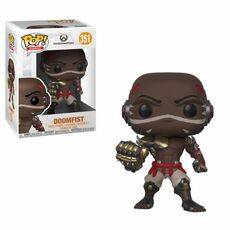 Figurka Overwatch POP! - Doomfist