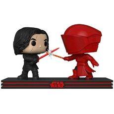 Diorama Star Wars: Movie Moments POP! Kylo & Praetorian Guard 9 cm