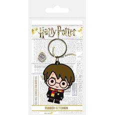 Brelok gumowy Harry Potter - Harry Chibi
