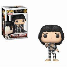 Figurka Queen POP! Rocks - Freddy Mercury