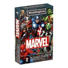 Karty do gry Marvel Universe (Waddingtons)