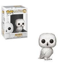 Figurka Harry Potter POP! - Hedwiga 9 cm