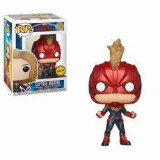 Figurka Captain Marvel POP! (Chase Limited Edition)