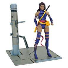 Figurka Marvel Select - Psylocke