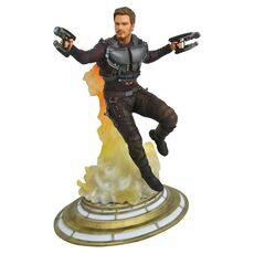 Figurka Guardians of the Galaxy Vol. 2 Marvel Movie Gallery - Maskless Star-Lord
