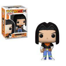 Figurka Dragon Ball Z POP! - Android 17