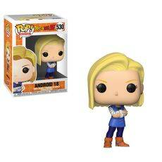 Figurka Dragon Ball Z POP! - Android 18