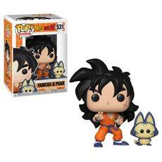 Figurka Dragon Ball Z POP! - Yamcha & Puar
