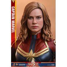 Figurka Captain Marvel Movie Masterpiece 1/6 Captain Marvel 29 cm