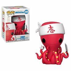 Figurka Monsters Inc. POP! - Chef