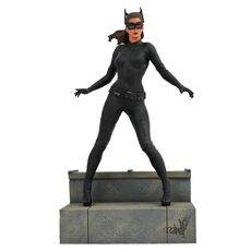 Figurka The Dark Knight Rises DC Movie Gallery - Catwoman