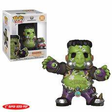 Figurka Overwatch POP! - Roadhog Junkenstein's Monster Hot Topic Exclusive