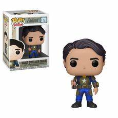 Figurka Fallout POP! - Vault Dweller Male