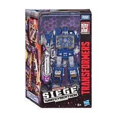Figurka Transformers Generations War for Cybertron: Siege - Soundwave