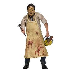 Figurka Texas Chainsaw Massacre Retro Ultimate - Leatherface
