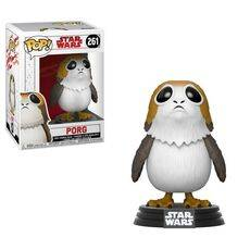 Figurka Star Wars Epizod VIII POP! - Sad Porg