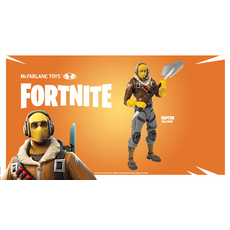 Figurka Fortnite - Raptor 18 cm