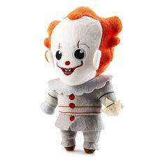 Pluszowa maskotka To / It - Pennywise 18 cm