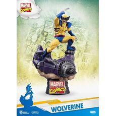 Figurka Marvel D-Stage - Diorama Wolverine