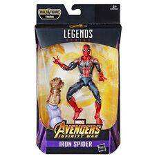 Figurka Avengers: Infinity War Marvel Legends - Iron Spider