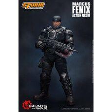 Figurka Gears of War 5 1/12 Marcus Fenix