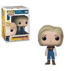 Figurka Doctor Who POP! 13th Doctor