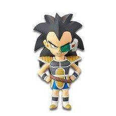 Figurka Dragon Ball Super Movie WCF ChiBi - Raditz, zdjęcie 1
