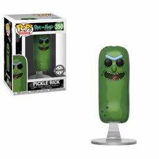 Figurka Rick and Morty POP! - Pickle Rick