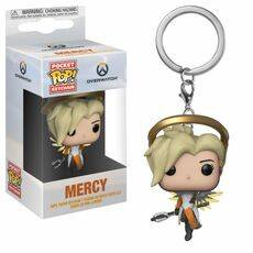 Brelok Overwatch POP! - Mercy