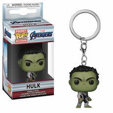 Brelok Avengers Endgame POP! Hulk