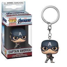 Brelok Avengers Endgame POP! Captain America