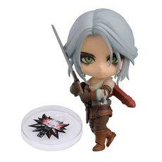 Figurka The Witcher 3 Wild Hunt Nendoroid - Ciri Exclusive