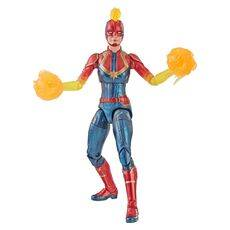 Figurka Marvel Legends - Captain Marvel (Binary Form 2019)