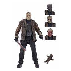 Figurka Freddy vs. Jason Ultimate - Jason Voorhees
